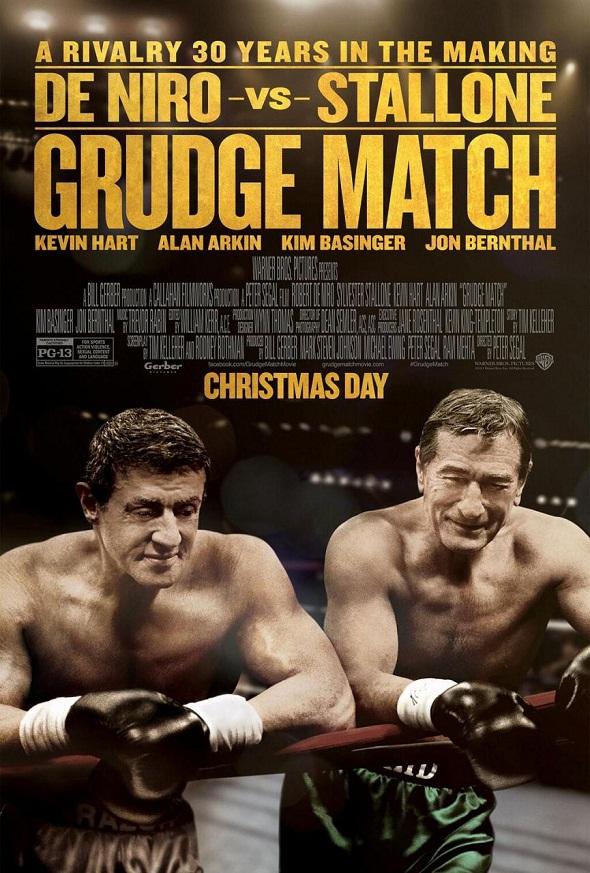 Nuevo póster de 'Grudge Match'