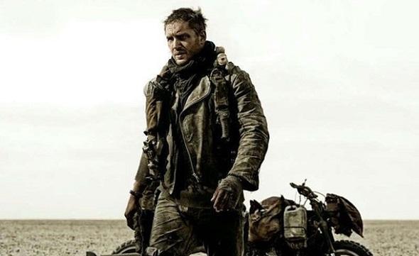 Tom Hardy en 'Mad Max: Fury Road'