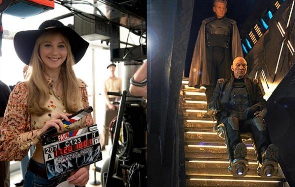 Nuevas imágenes 'X-Men: Días del futuro pasado'