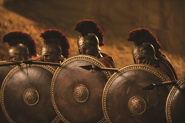 Hércules: El origen de la leyenda. Imagen