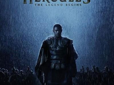 Hércules: El origen de la leyenda. Póster