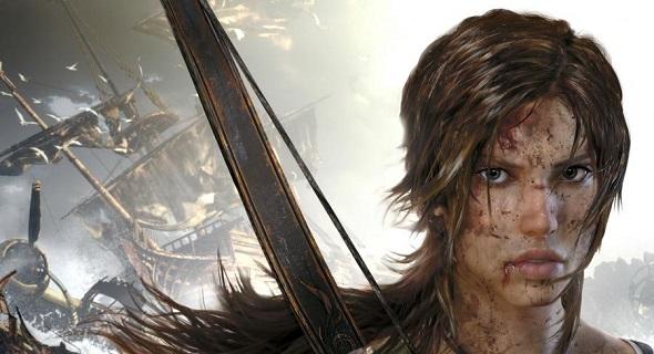 Lara. Tomb Raider.