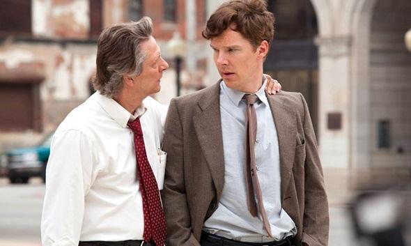 Chris Cooper y Benedict Cumberbatch en 'Agosto'