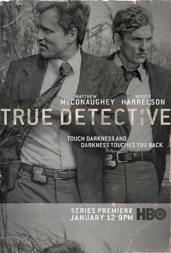 Póster de 'True Dectective'