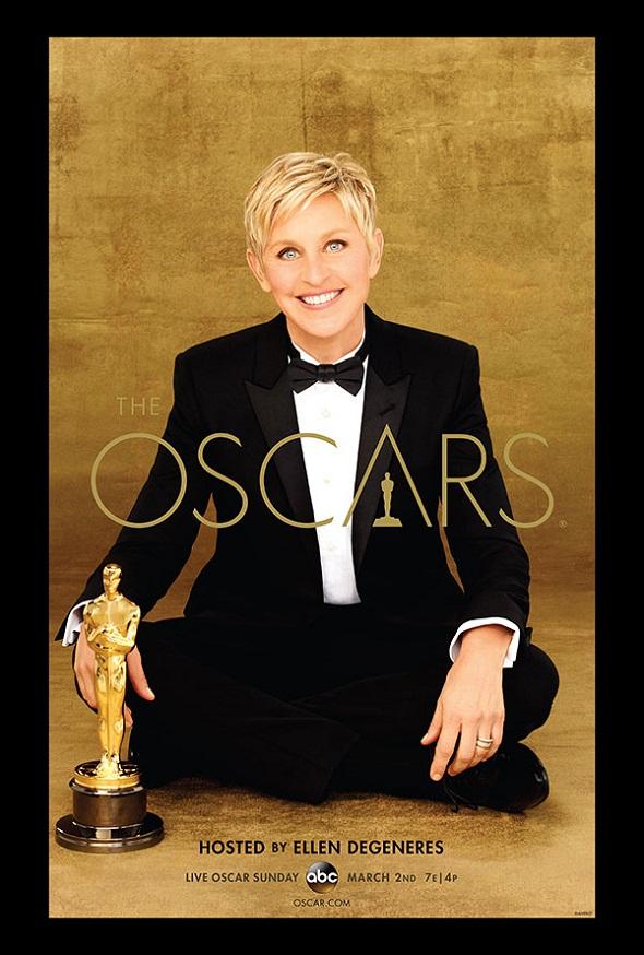 Póster de los Oscar 2014