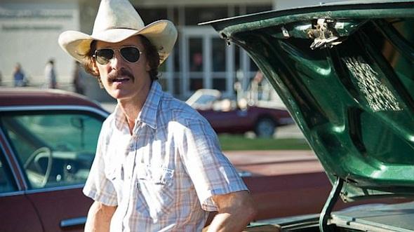 Matthew McCounaghey en 'Dallas Buyers Club'
