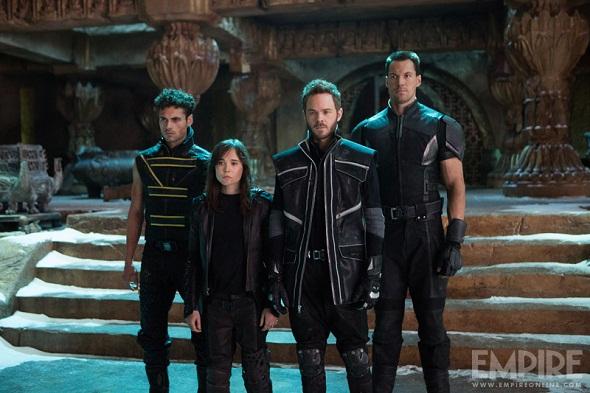 Nueva imagen de 'X-Men: Días del futuro pasado'