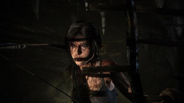 Tomb Raider Definitive Edition. Lara.