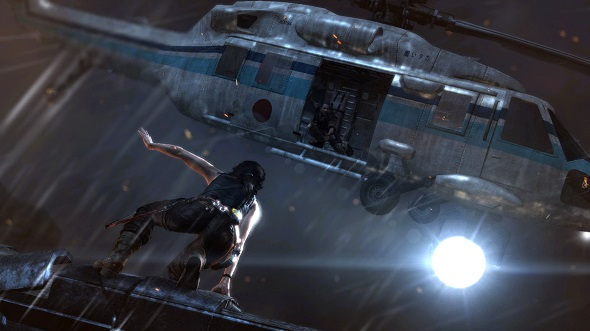 Tomb Raider Definitive Edition.