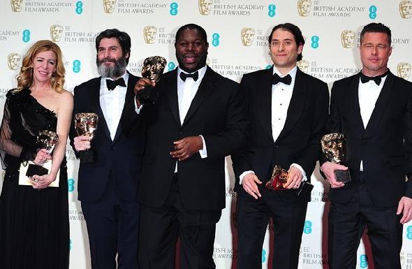 '12 años de esclavitud', mejor película