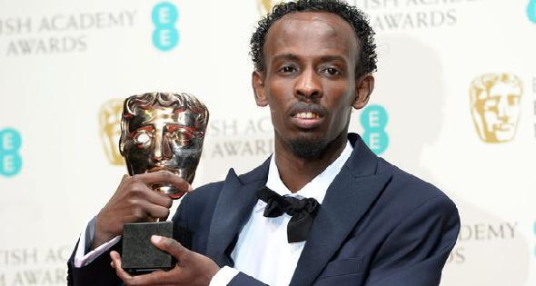 Barkhad Abdi, mejor actor de reparto