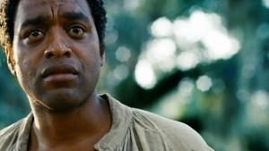Chiwetel Ejiofor en '12 años de esclavitud'