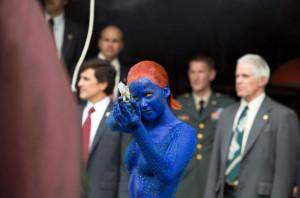 Mística en 'X-Men: Días del futuro pasado'