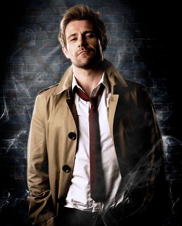 Matt Ryan da vida a 'Constantine'
