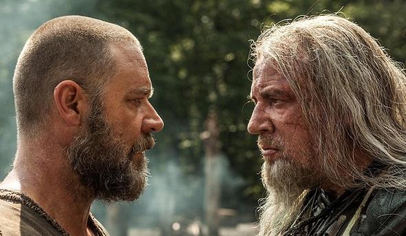 Noé y Tubal-cain cara a cara