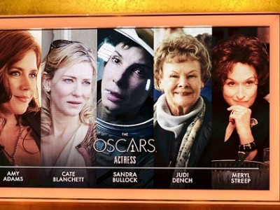 Oscar 2014: mejor actriz