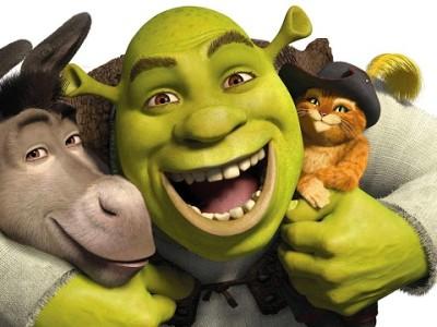 Shrek carrusel