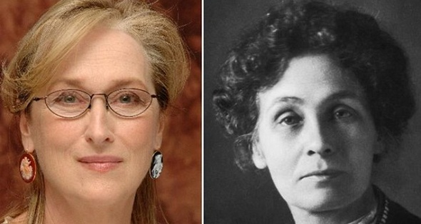Meryl Streep interpreta a Emmeline Pankhurst en 'Sufragette'
