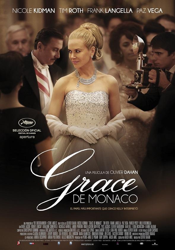 Grace de Mónaco. Póster definitivo.