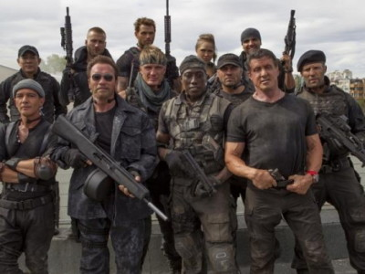 Los mercenarios 3 (The expendables 3)
