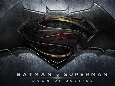 'Batman v Superman: Dawn of Justice' carrusel