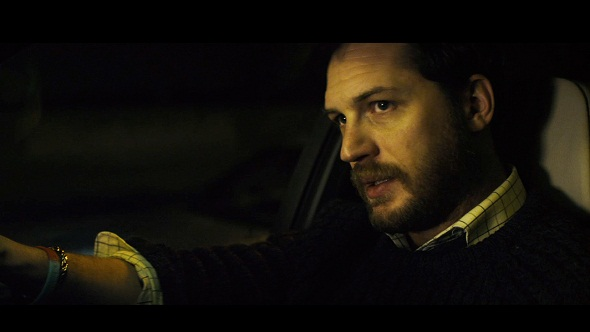 Tom Hardy, protagonista absoluto de 'Locke'