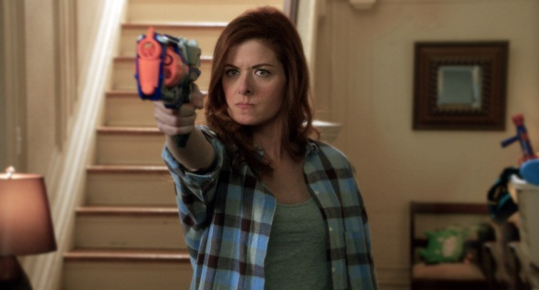 Debra Messing protagoniza 'The mysteries of Laura'