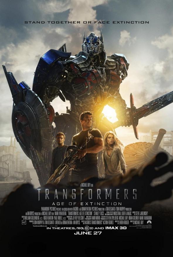 Transformers: la era de la extinción (Age of extinction)