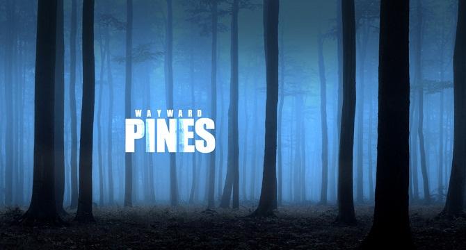 'Wayward Pines' carrusel