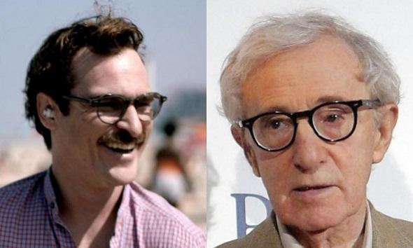 Joaquin Phoenix colaborará con Woody Allen
