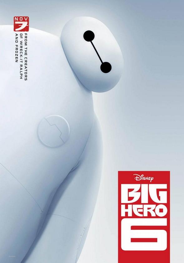 6 héroes (Big Hero 6)