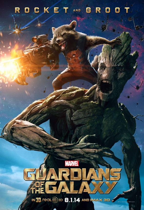 Guardianes de la Galaxia (Guardians of the Galaxy)