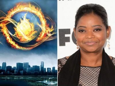 Octavia Spencer es una de las nuevas incorporaciones de 'Insurgent'