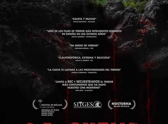 Cartel de 'La Cueva'