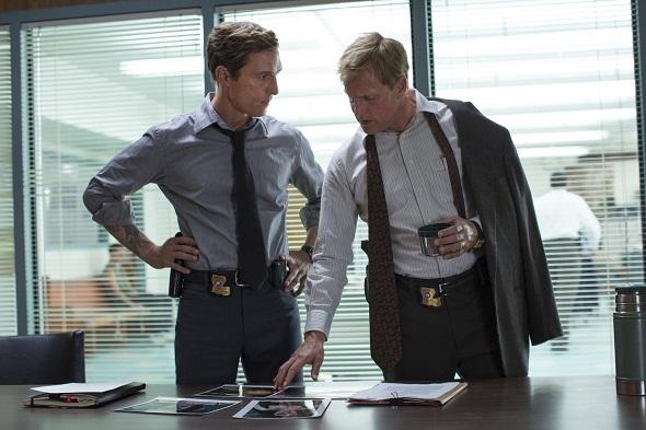 Matthew McConaughey y Woody Harrelson nominados por 'True detective'