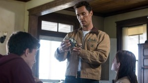 Matthew McConaughey protagoniza 'Interstellar'