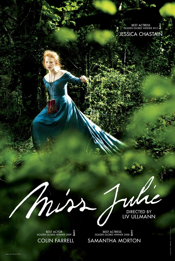 Póster de 'Miss Julie'