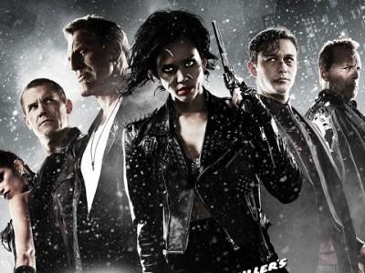 Protagonistas de 'Sin City: Una dama por la que matar'