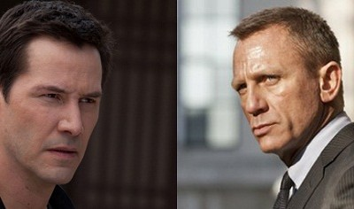 Keanu Reeves sustituye a Daniel Craig en 'The whole truth'