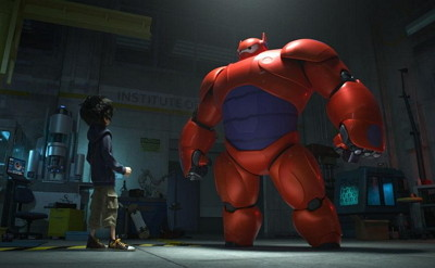 6 Héroes (Big Hero 6)
