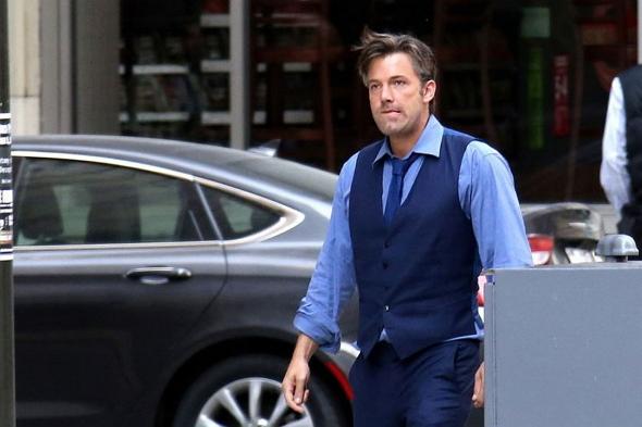 Ben Affleck como Bruce Wayne en 'Batman v Superman: Dawn of Justice'