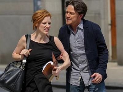Jessica Chastain y James McAvoy protagonizan el film