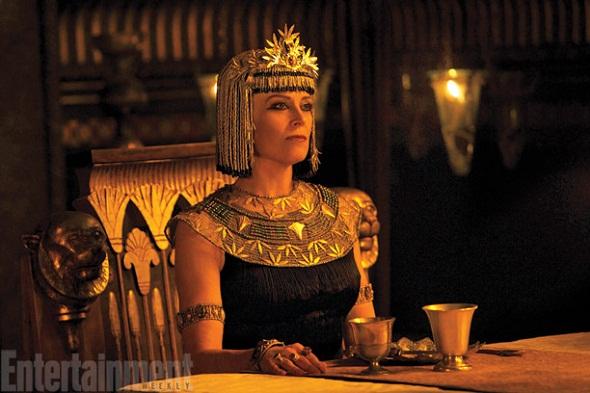 Sigourney Weaver en 'Exodus'