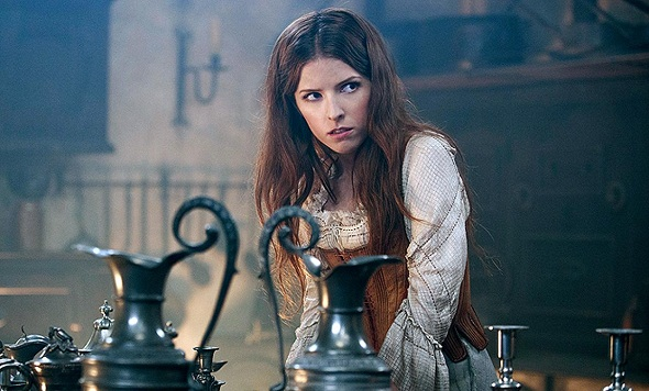 Anna Kendrick, la Cenicienta de 'Into the woods'