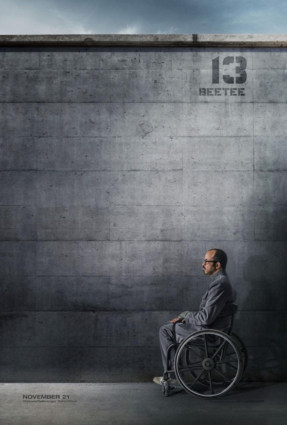 Jeffrey Wright protagoniza otro de los carteles