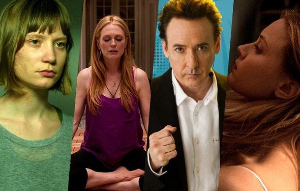 Protagonistas de 'Maps to the stars'