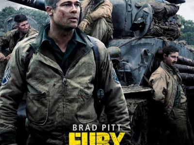 Corazones de Acero (Fury)