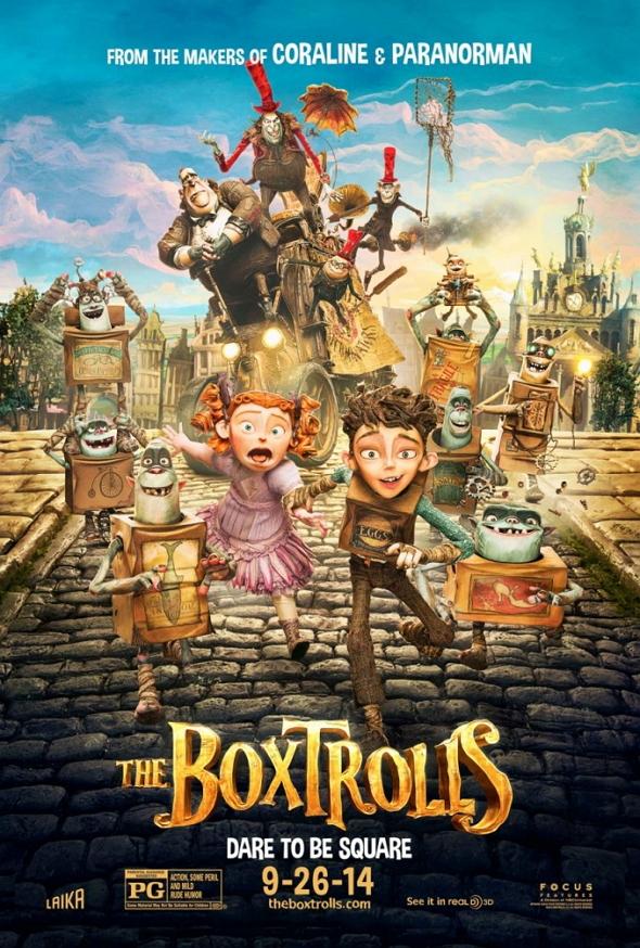 Los Boxtrolls (The Boxtrolls)
