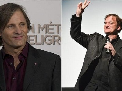 Viggo Mortensen podría colaborar con Tarantino en 'The hateful eight'