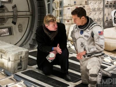 Christopher Nolan dirige a Matthew McConaughey en 'Interstellar'